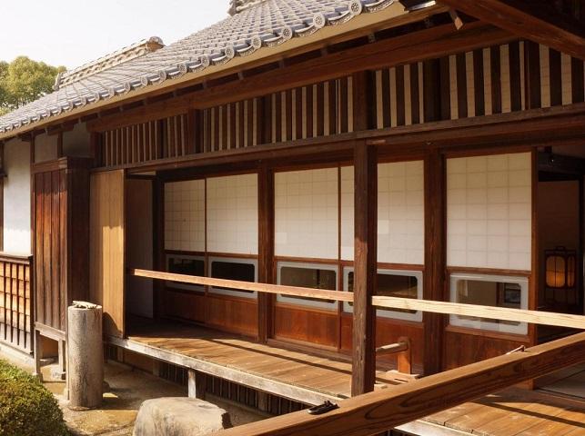 Former Samurai Family Mansion