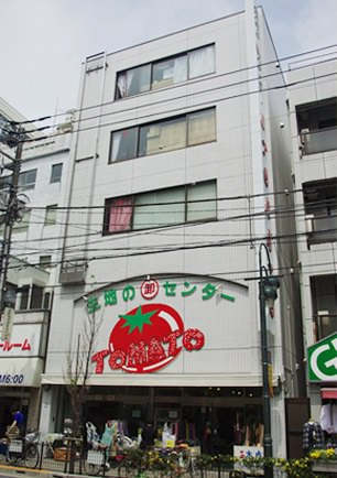 The Famous Textile Shop of Nippori Textile Town