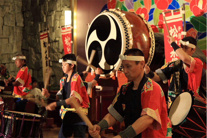 Japanese Taiko Drums