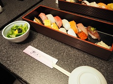 Tsukiji Fish Market (Lunch)