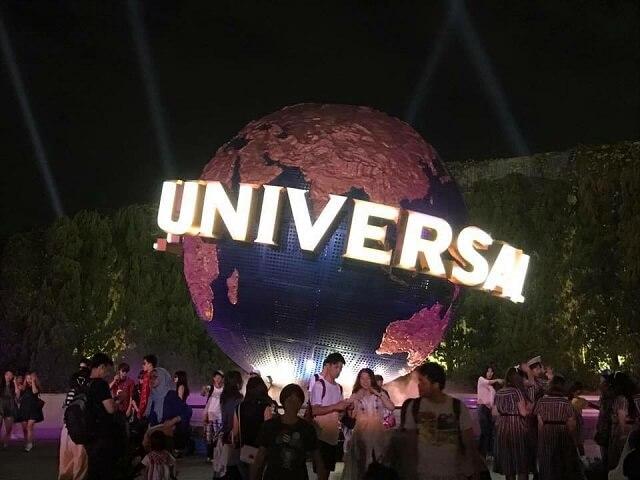 Osaka Universal Studios Japan | First Universal Studios Park in Asia