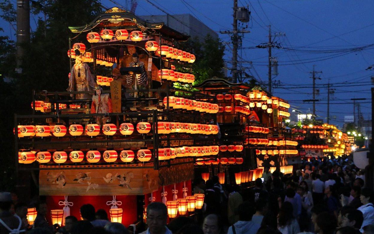 Takayama Festival Night