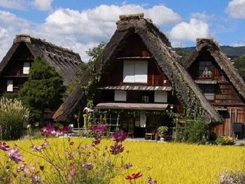 9. Takayama & Villages | Hiroshima Tour