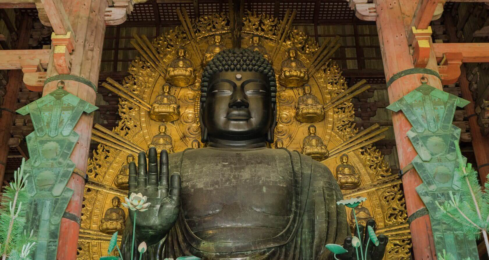 Todaiji Big Buddha