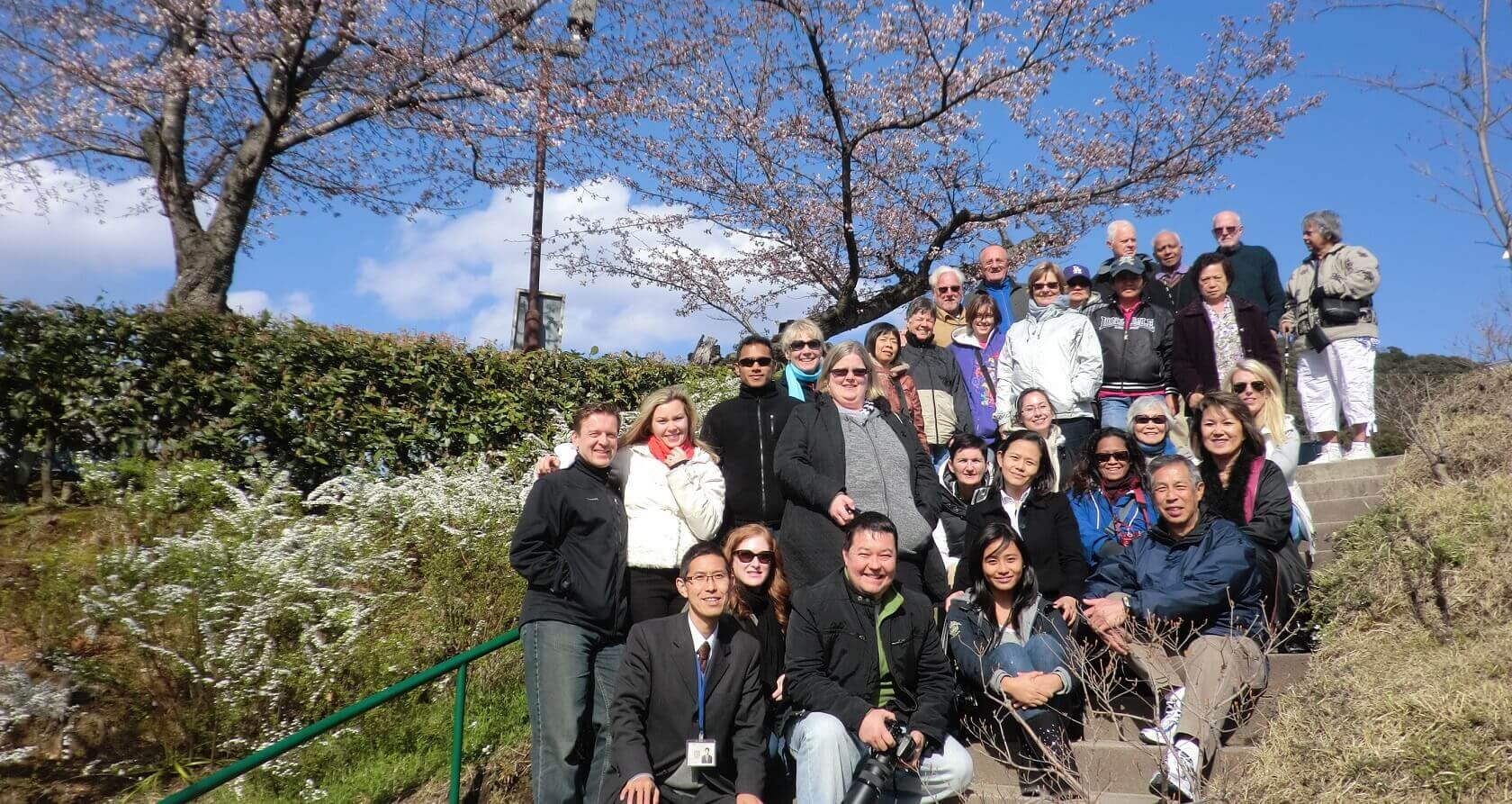 Japan Golden Route Tour Group