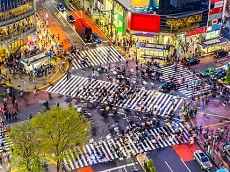 Shibuya Scrumble Crossing