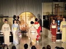 Nishijin Kimono Show