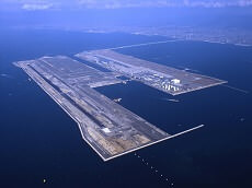 Kansai Int'l Airport (KIX)