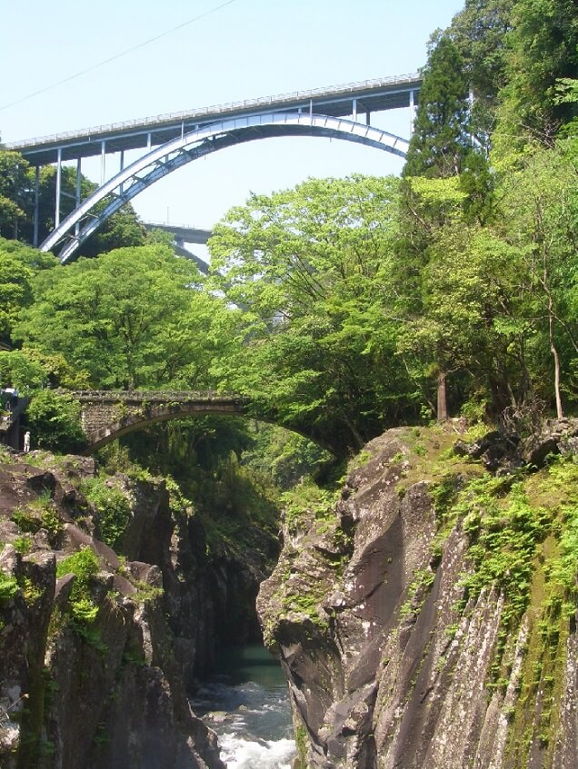 Three Arches Bridges of One Gorge