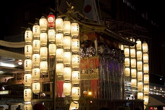 Kyoto Gion Festival Float
