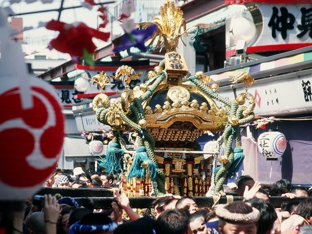 Mikoshi | Portable Shrines