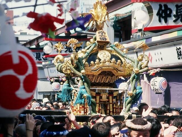 Mikoshi   Portable Shrines