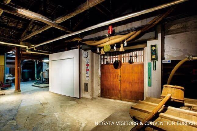 Sake Tasting and Brewery Tour in Niigata