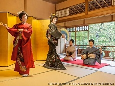 Niigata Furumachi Geigi