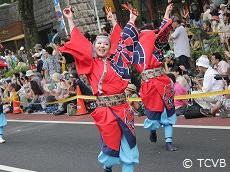 Harajuku Yosaskoi Dance Festival