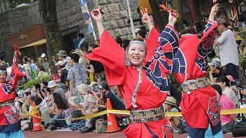 Obon Dance Festival | Anime