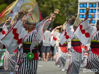 image of the obon festival