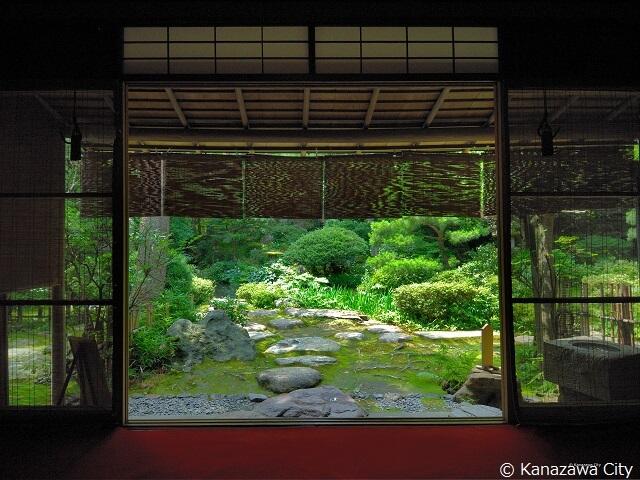 Kanazawa Gyokusen-tei Traditional Japanese resutarant