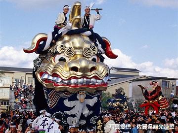 6. Karatsu Kunchi Festival Tour