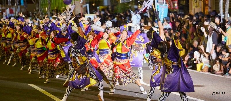 Obon Dance Festival | Anime & Hiroshima