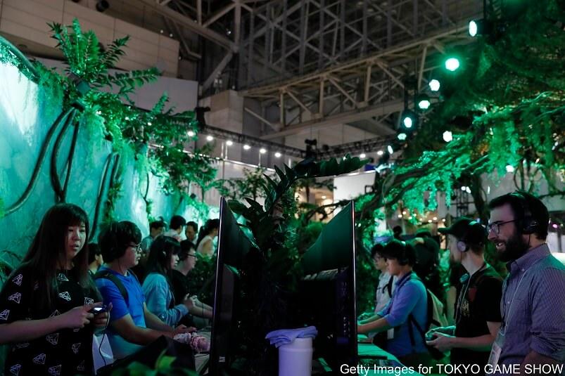 Tokyo Game Show 4 Days 2018