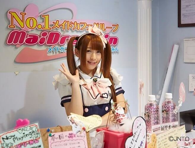 Maid Cafe   Unique Cafe Experience