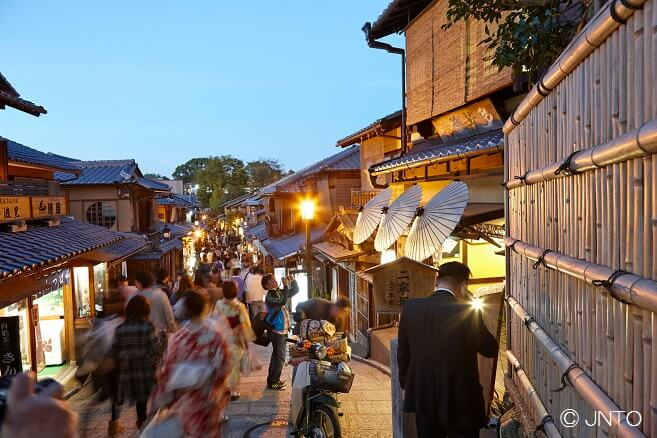 Kyoto Ninenzaka | Traditional Kyoto-esque Atmosphere