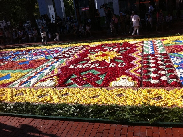 Community Flower Event | Sapporo