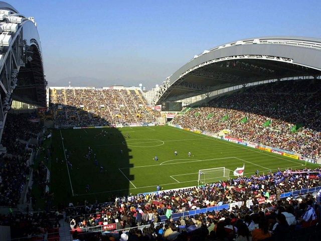 Football Stadium for the 2002 World Cup