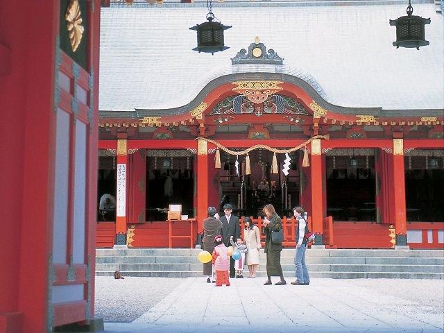 Nagata-san Shrine