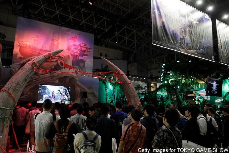 Tokyo Game Show 5 Days 2018