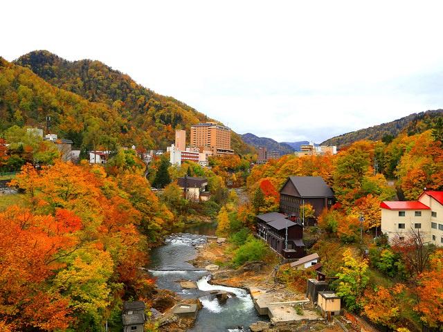 Hokkaido's Famous Hot-Springs