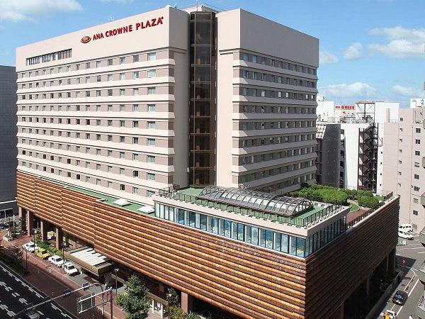 Crowne Plaza ANA Fukuoka