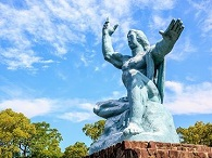 Photo of Nagasaki Peace Park Statue