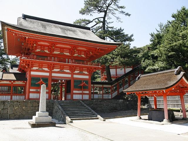 Hinomisaki Shrine
