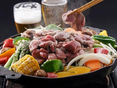 Popular Japanese Lamb Dish