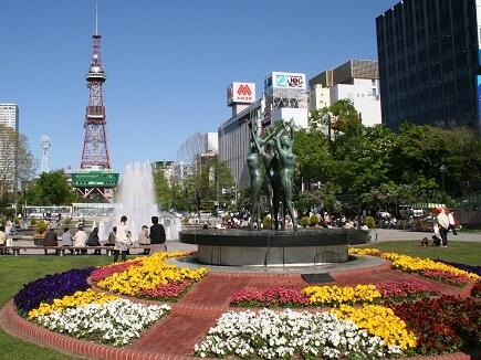 image of odori park