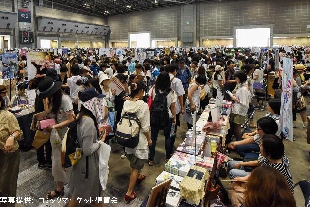 Comiket - Tokyo Doujinshi Fair