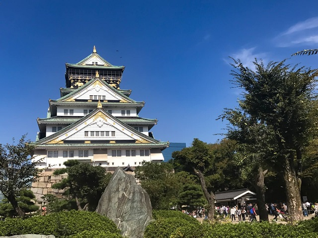 Tour Osaka Castle's Rich History