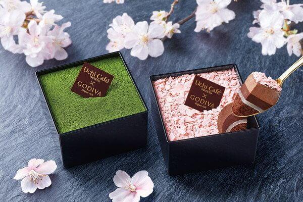 Lawson X Godiva Cherry Blossom & Matcha Hanami Snacks for 2019!