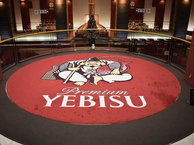 Taro's Japan Tour Adventures: Museum of Yebisu Beer