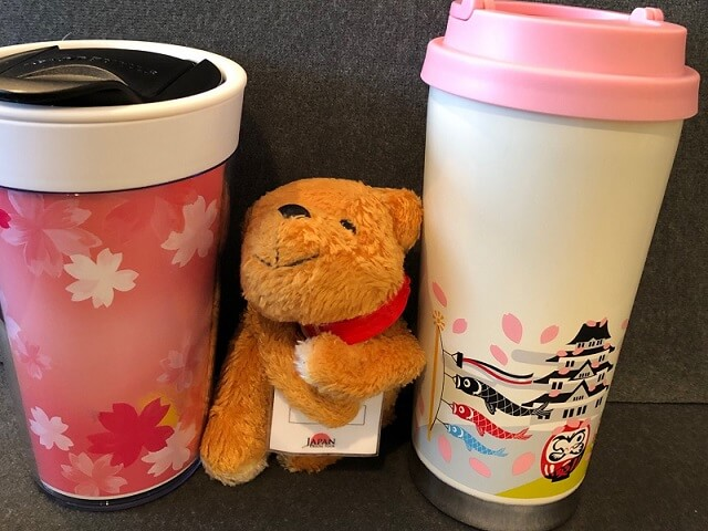 Taro's Japan Tour Adventures: Sakura Souvenir Shopping