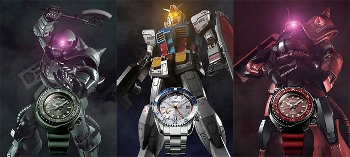 Gundam X Seiko