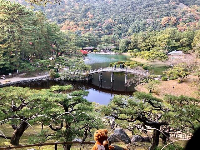 Taro's Japan Tour Adventures: Ritsurin Garden