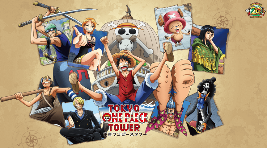 Sailing into 20 Years of One Piece Anime!