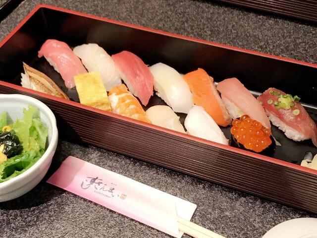 Taro's Japan Tour Adventures: Sushi Zanmai