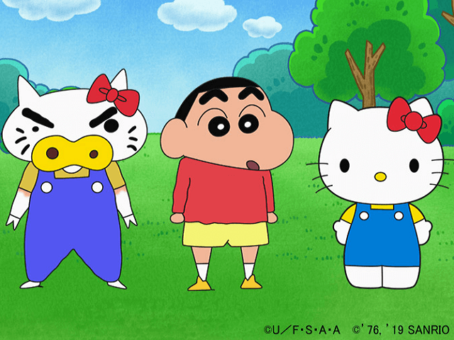Shin-chan heads to Puroland!