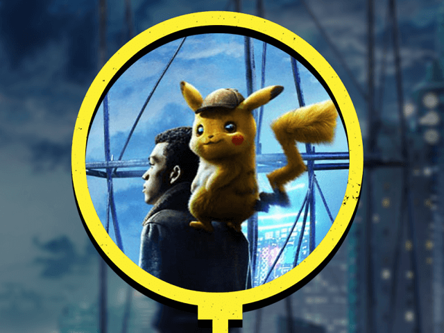 Taro's Japan Tour Adventures: Detective Pikachu is out Already?!