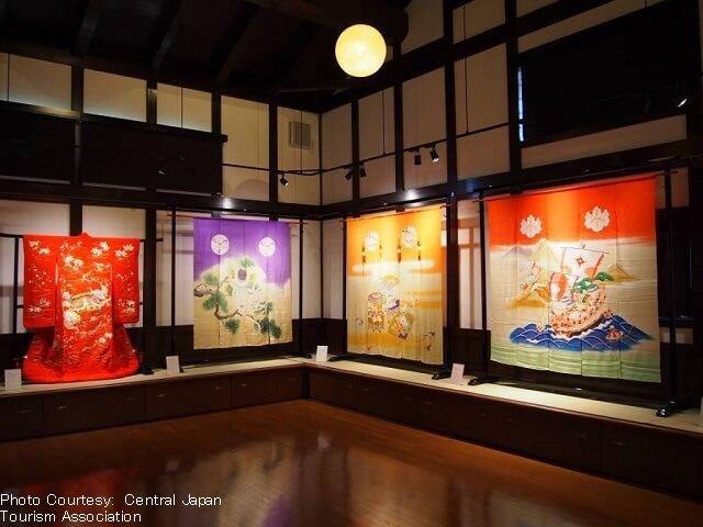 Japanese Bridal Curtain Museum | Kanazawa