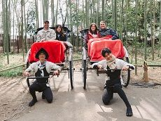 Jin-riki-sha Ride